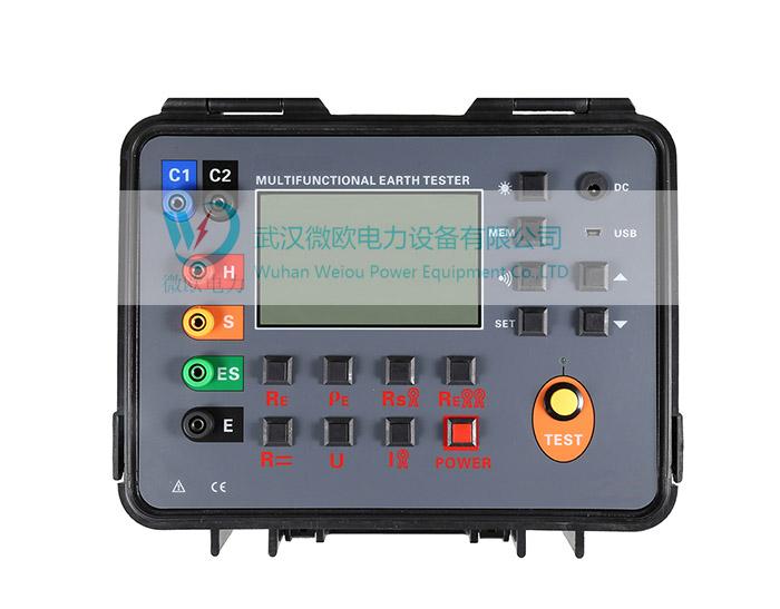 VO3602双钳多功能接地电阻火狐体育电竞