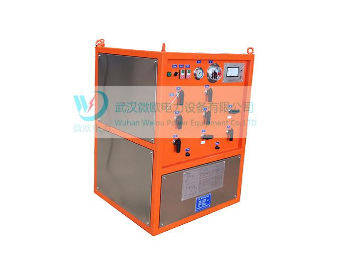 VOSHS-SF6气体回收装置(35KV专用)