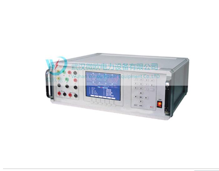 VODN370交流采样器效验装置